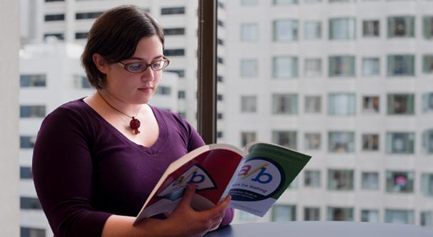 Beth Budwig, Senior UI Developer